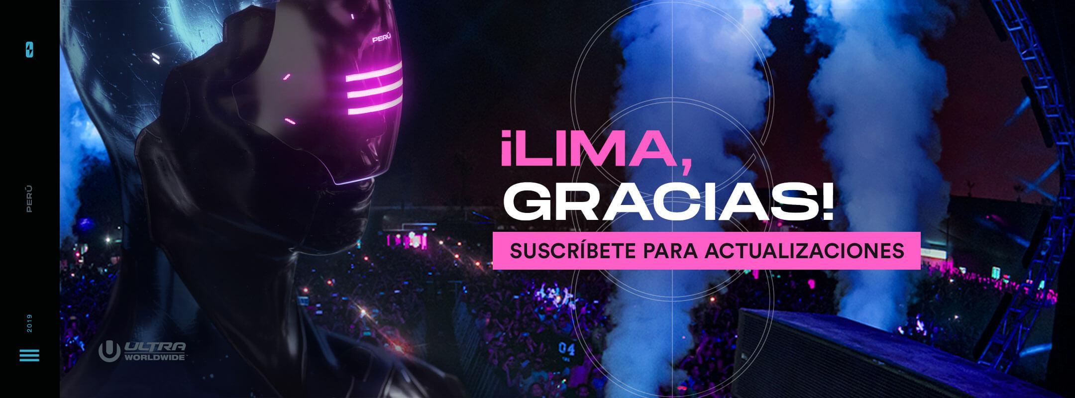 Recibe actualizaciones de RESISTANCE Lima
